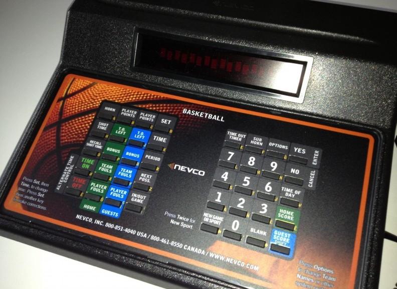Scoreboard Controller Wireless Scoreboards Control