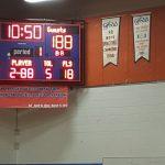 2781 IC Scoreboard & SCC-7 shot clock - Innisdale SS, Barrie