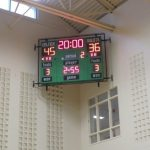 Bishop Ryan 2750 Scoreboards