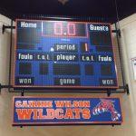 Scoreboard Cairine Wilson SS - 2770