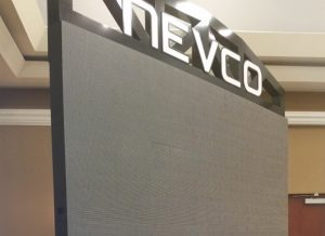 Nevco 6mm Trade Show Display