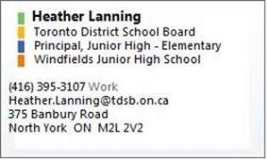 Heather Lanning