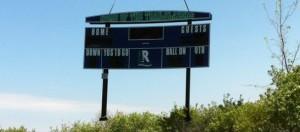 Nevco Football Scoreboard