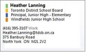 Heather Lanning