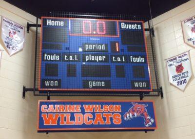 Cairine-wilson-wildcats