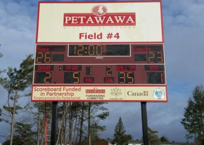 Petawawa-football