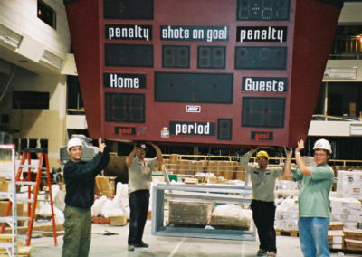 hockey-scoreboard-installation