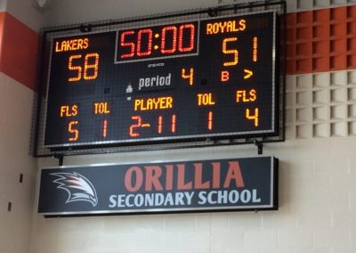 2781 - Orillia Secondary School