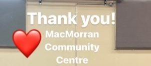 The Scoreboard Man surprises MacMorran Community Centre with new gymnasium scoreboard!